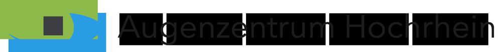 Logo Augenzentrum Hochrhein